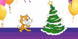scratch kerst